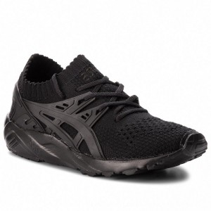 Asics Sneakers TIGER Gel-Kayano Trainer Knit H705N Black/Black 9090 [Outlet]