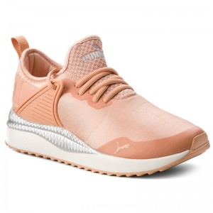 Puma Sneakers Pacer Next Cage ST2 367660 01 Dusty Coral/D.Coral/Wh.Wht [Outlet]