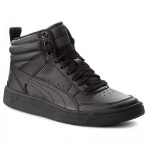 Puma Sneakers Rebound Street v2 L Jr 363913 01 Black/Puma Black [Outlet]