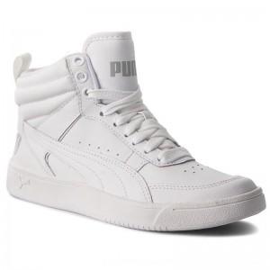[BLACK FRIDAY] Puma Sneakers Rebound Street V2 L Jr 363913 02 White/Puma White