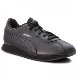 Puma Sneakers Turin II 366962 02 Black/Puma Black [Outlet]