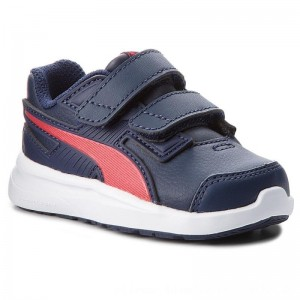 Puma Sneakers Escaper SL V Inf 190186 09 Peacoat/Ribbon Red [Outlet]