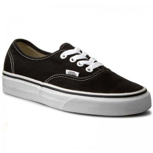 Vans Turnschuhe Authentic VN-0 EE3BLK Black [Outlet]