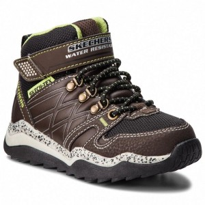 Skechers Schneeschuhe Venture Quest 94090L/CHBK Chocolate/Black [Outlet]