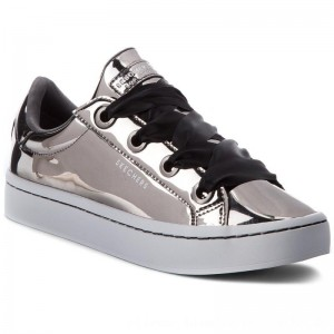 Skechers Sneakers Liquid Bling 958/PEW Pewter [Outlet]