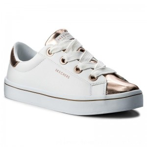Skechers Sneakers Medal Toes 982/WTRG White Rose Gold [Outlet]