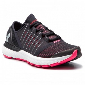 Under Armour Schuhe Ua W Speedform Europa 1285482-002 Blk/Ptp/Msv [Outlet]