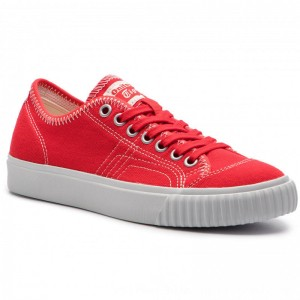 Asics Turnschuhe ONITSUKA TIGER Ok Basketball Lo 1183A204 Classic Red/Classic Red 601 [Outlet]