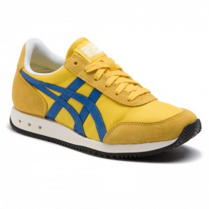 Asics Sneakers ONITSUKA TIGER New York 1183A205 Tai-Chi Yellow/Imperial 750 [Outlet]