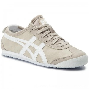 Asics Sneakers ONITSUKA TIGER Mexico 66 1183A223 Simply Taupe/White 250 [Outlet]