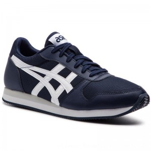 Asics Sneakers TIGER Curreo II 1191A157 Midnight/White 401 [Outlet]