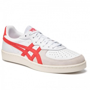 Asics Sneakers ONITSUKA TIGER Gsm 1183A353 White/Classic Red 101 [Outlet]