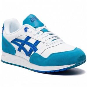 Asics Sneakers TIGER Gelsaga 1191A169 White/Illusion Blue 100 [Outlet]