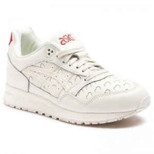 Asics Sneakers TIGER Gelsaga 1192A074 Cream/Cream 100 [Outlet]