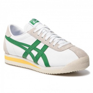Asics Sneakers ONITSUKA TIGER Corsair 1183A357 White/Green 101 [Outlet]