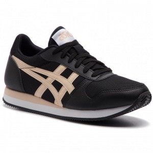Asics Sneakers TIGER Curre II 1192A099 Black/Nude 002 [Outlet]