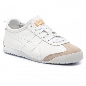 Asics Sneakers ONITSUKA TIGER Mexico 66 DL408 White/White 0101 [Outlet]