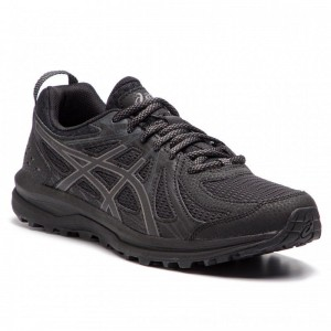 Asics Schuhe Frequent Trail 1011A034 Black/Carbon 001
