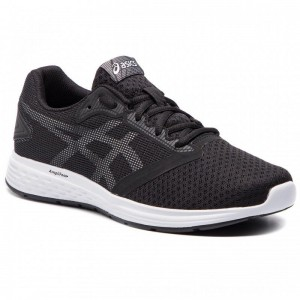 Asics Schuhe Patriot 10 1011A131 Black/White 002