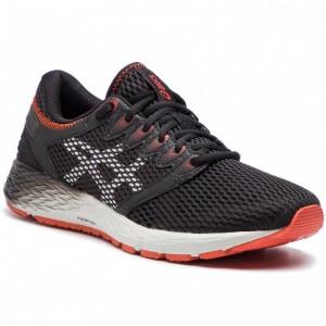 Asics Schuhe RoadHawk FF2 1011A136 Black/Glacier Grey 002