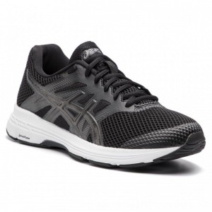 Asics Schuhe Gel-Exalt 5 1011A162 Black/Black 001 [Outlet]