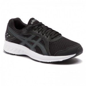 Asics Schuhe Jolt 2 1011A167 Black/Steel Grey 001