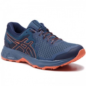 Asics Schuhe Gel-Sonoma 4 1011A177 Steel Blue/Peacoat 400 [Outlet]