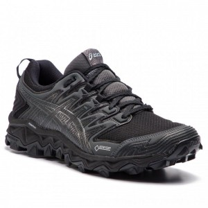 Asics Schuhe Gel-FujiTrabuco 7 G-Tx GORE-TEX 1011A209 Black/Dark Grey 001 [Outlet]