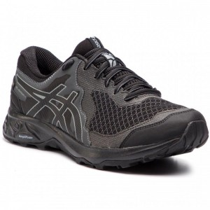 Asics Schuhe Gel-Sonoma 4 G-Tx GORE-TEX 1011A210 Black/Stone Grey 001 [Outlet]