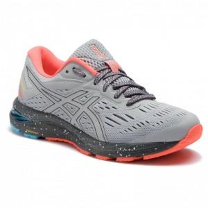 Asics Schuhe Gel-Cumulus 20 Le 1011A239 Mid Grey/Dark Grey 020 [Outlet]