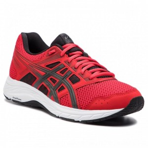 Asics Schuhe Gel-Contend 5 1011A256 Classic Red/Dark Grey 600 [Outlet]