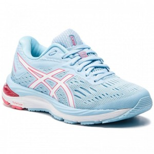Asics Schuhe Gel-Cumulus 20 1012A008 Skylight/White 402 [Outlet]