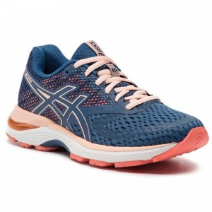 Asics Schuhe Gel-Pulse 10 1012A010 Grand Shark/Baked Pink 402 [Outlet]