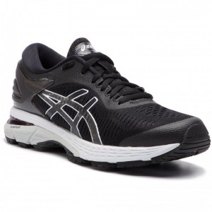 Asics Schuhe Gel-Kayano 25 1012A026 Black/Glacier Grey 003