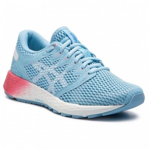 Asics Schuhe RoadHawk FF 2 1012A123 Skylight/White 401 [Outlet]