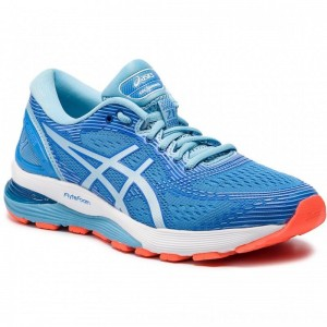 Asics Schuhe Gel-Nimbus 21 1012A156 Blue Coast/Skylight 400 [Outlet]