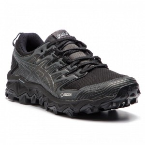 Asics Schuhe Gel-FujiTrabuco 7 G-TX GORE-TEX 1012A190 Black/Dark Grey 001 [Outlet]