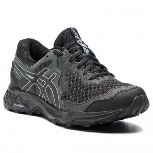 Asics Schuhe Gel-Sonoma 4 G-tx GORE-TEX 1012A191 Black/Stone Grey 001 [Outlet]