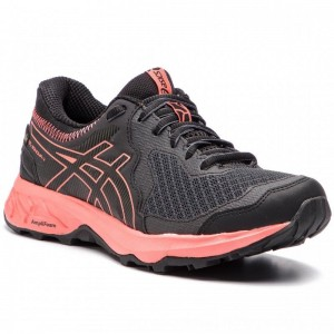 Asics Schuhe Gel-Sonoma 4 G-tx GORE-TEX 1012A191 Dark Grey/Papaya 020