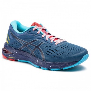 Asics Schuhe Gel-Cumulus 20 Le 1012A218 Grand Shark/Peacoat 400 [Outlet]