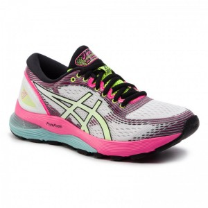 Asics Schuhe Gel-Nimbus 21 Sp 1012A502 Cream/White 100
