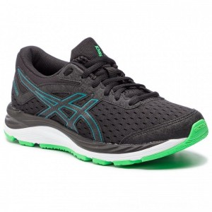 Asics Schuhe Gel-Cumulus 20 Gs 1014A003 Black/Beryl Green 001 [Outlet]