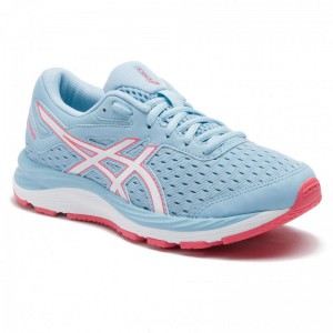 Asics Schuhe Gel-Cumulus 20 Gs 1014A003 Skylight/White 402 [Outlet]