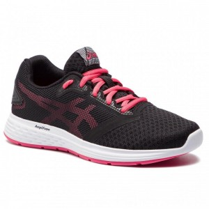 Asics Schuhe Patriot 10 Gs 1014A025 Black/Pink Cameo 003 [Outlet]