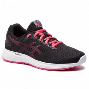 Asics Schuhe Patriot 10 Gs 1014A025 Black/Pink Cameo 003 [Sale]