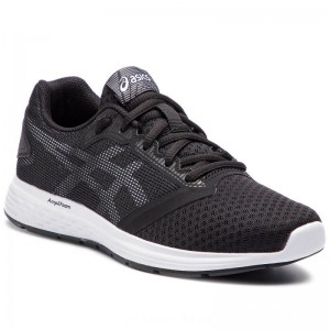 Asics Schuhe Patriot 10 GS 1014A025 Black/White 004 [Outlet]