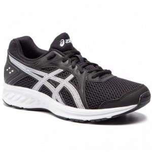 Asics Schuhe Jolt 2 Gs 1014A035 Black/White 002 [Outlet]