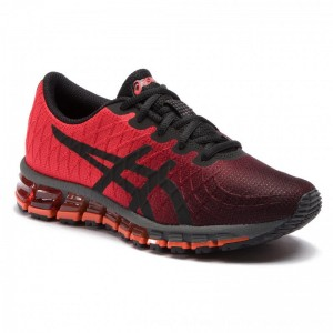 Asics Schuhe Gel-Quantum 180 4 Gs 1024A020 Classic Red/Black 600 [Outlet]