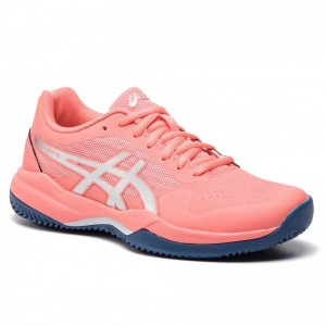 Asics Schuhe Gel-Game 7 Clay/Oc 1042A038 Papaya/Silver 704