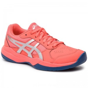Asics Schuhe Gel Game 7 Gs 1044A008 Papaya/Silver 704 [Outlet]